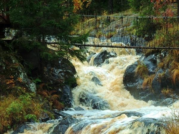 7 фактов о карельских водопадах