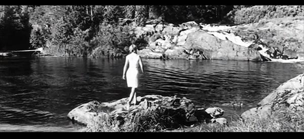 Водопад Ахвенкоски место съемок фильма А зори здесь тихие