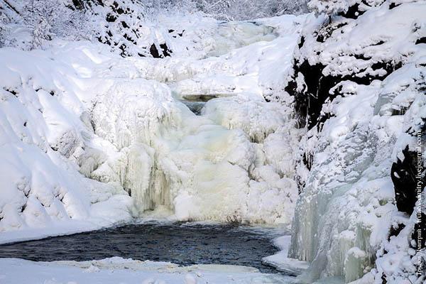 Семь фактов о карельских водопадах
