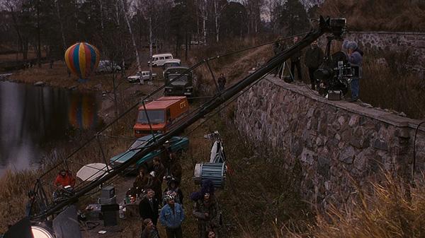 Крепость Корела место съемок фильма Брат