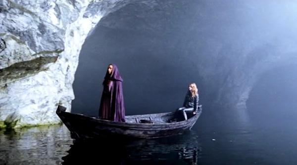 Мраморный каньон место съемок фильма Темный мир