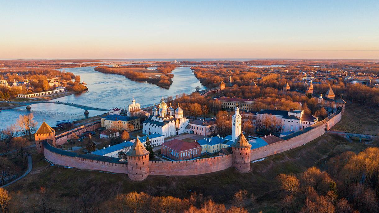 Фото Великого Новгорода