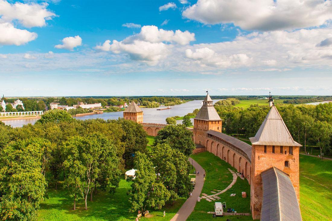 Фото Новгородского кремля