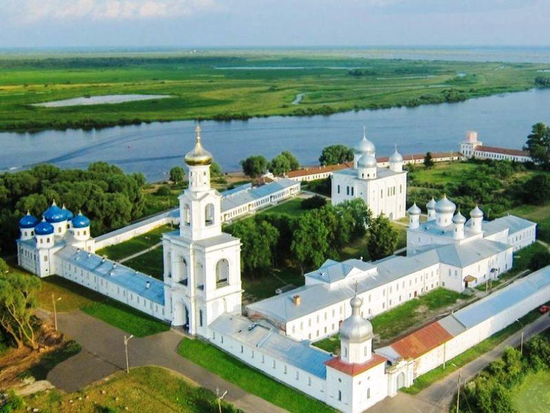 Фото Свято-Юрьева монастыря