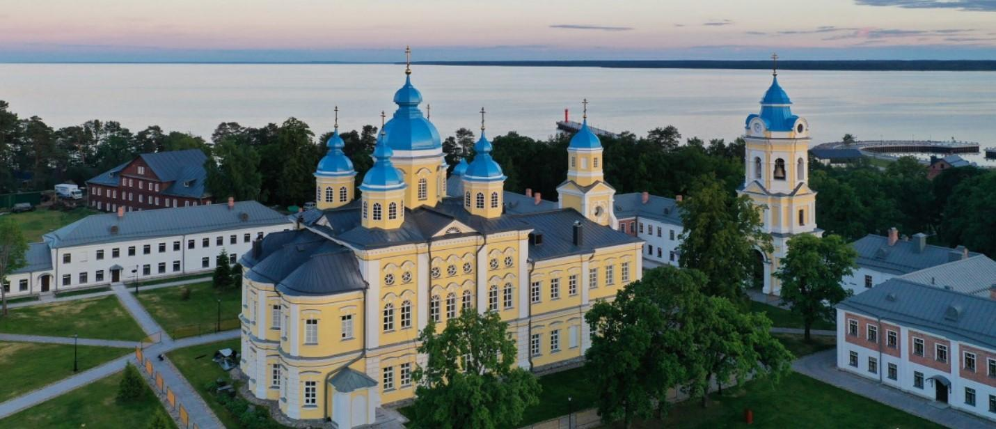 Фото Коневского монастыря