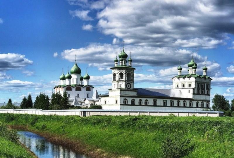 Фото Николо-Вяжищского монастыря