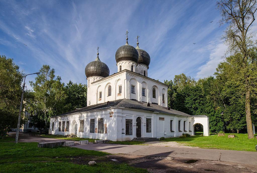 Фото Антониева монастыря