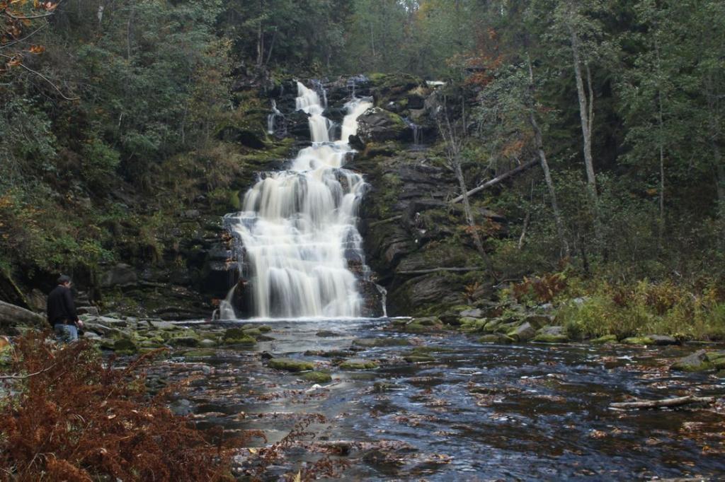 Фото водопада «Белые мосты»