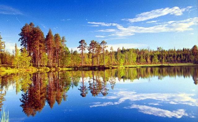Фото пейзажей Карелии