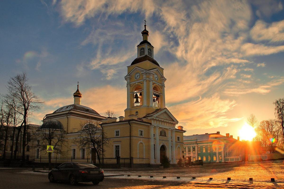 Фото Спасо-Преображенского собора