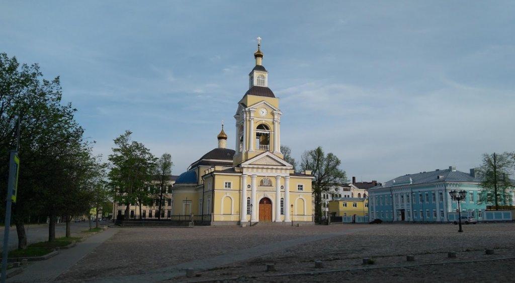 Фото собора Святых Петра и Павла