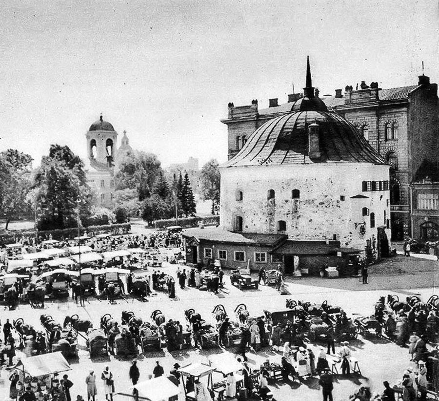 Фото Выборга XIX века