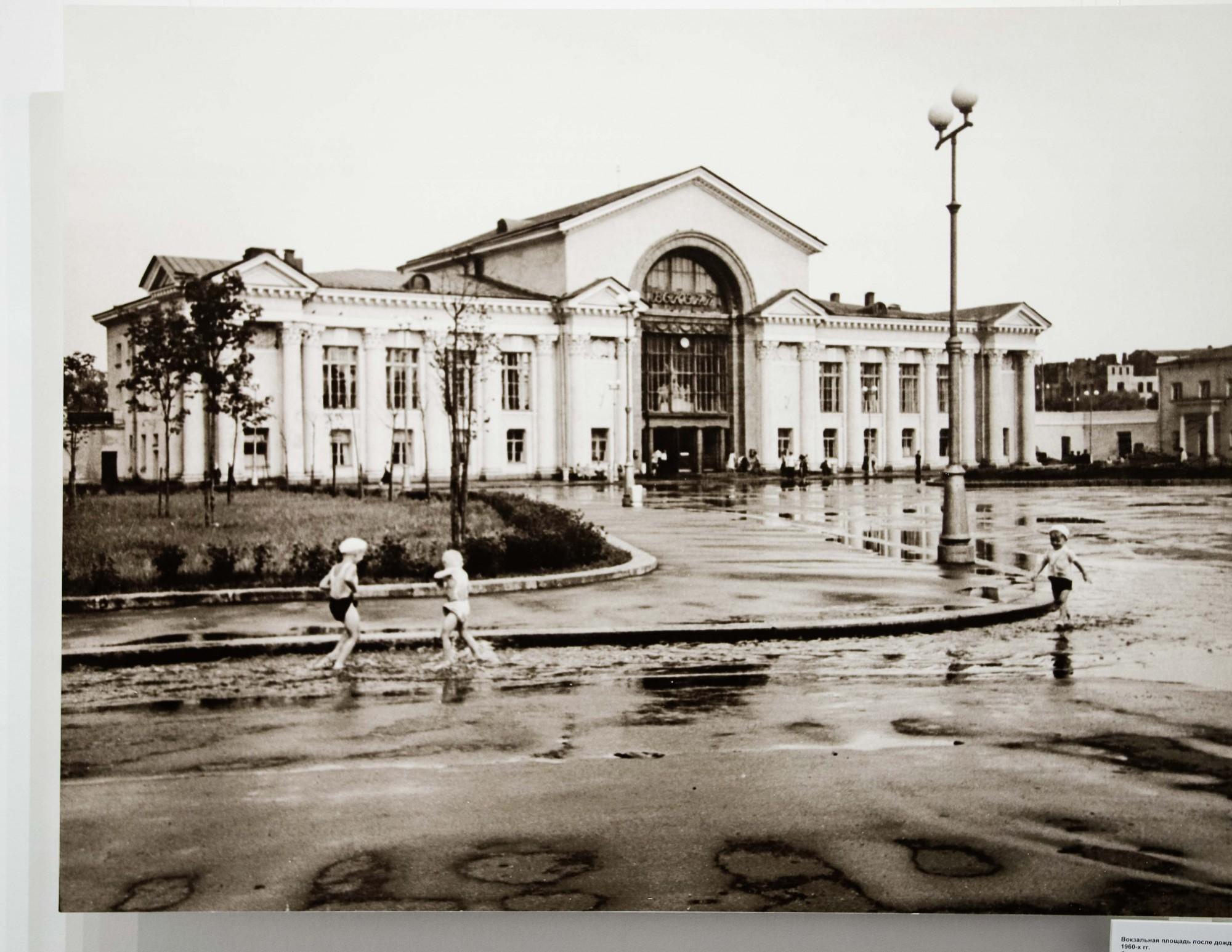 Фото Выборга в 1950-1960-е