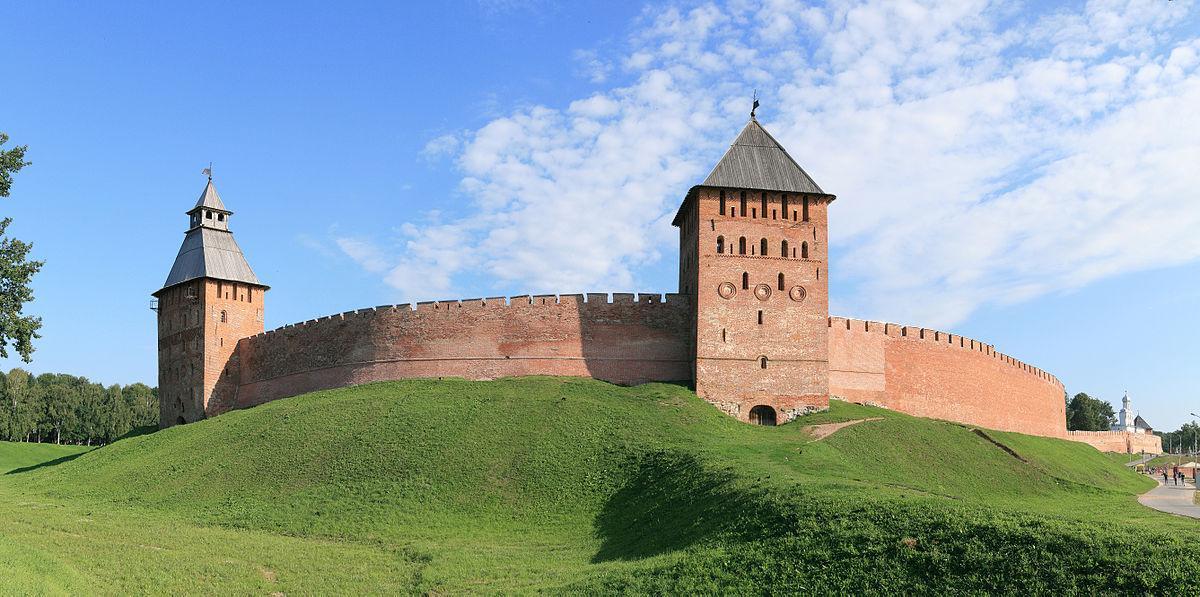 Фотография крепости Детинец