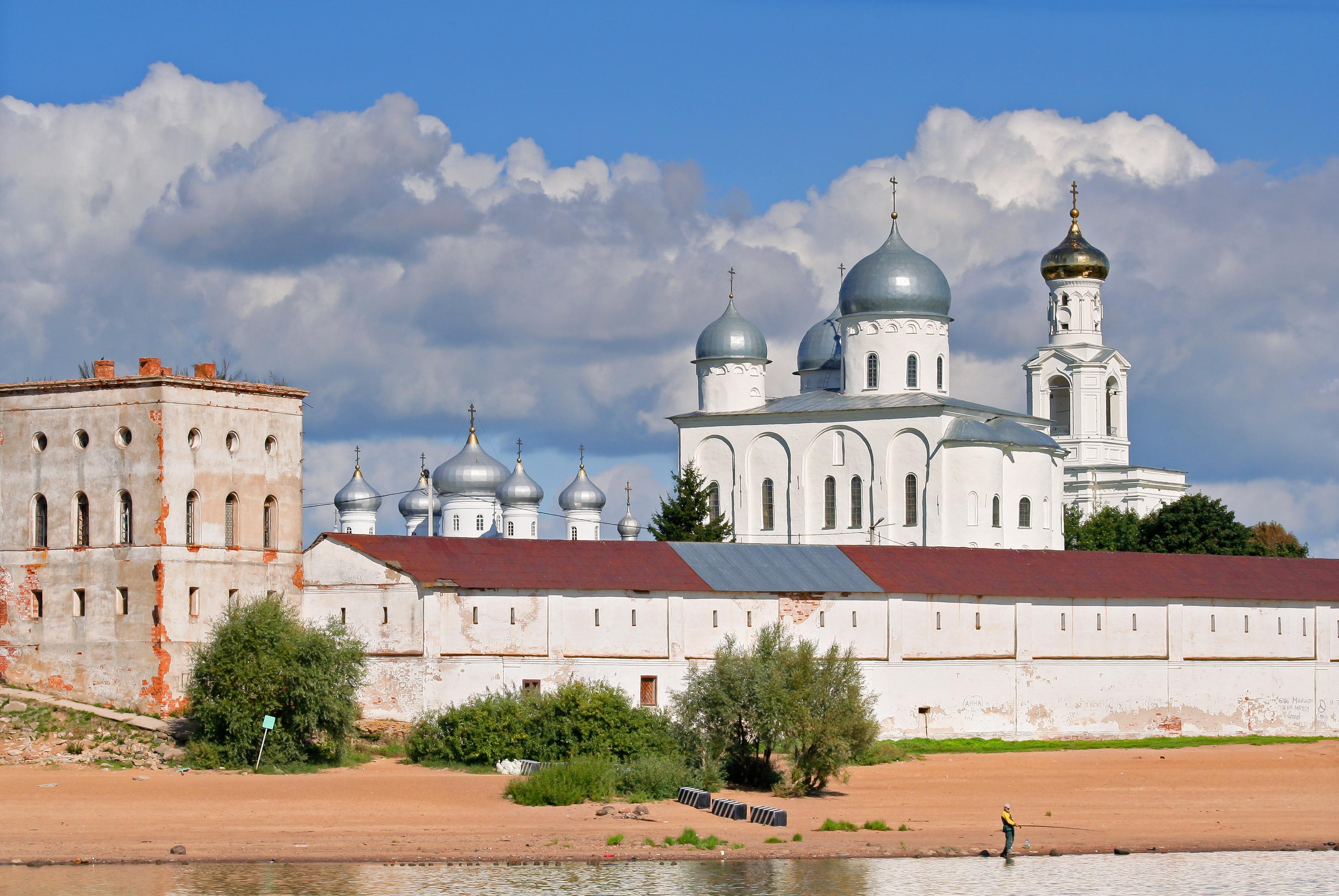 Фотография Юрьева Монастыря